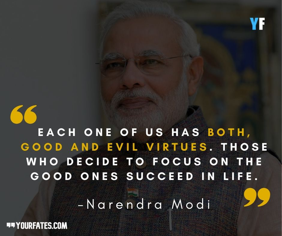 motivational quotes by Narendra Modi
