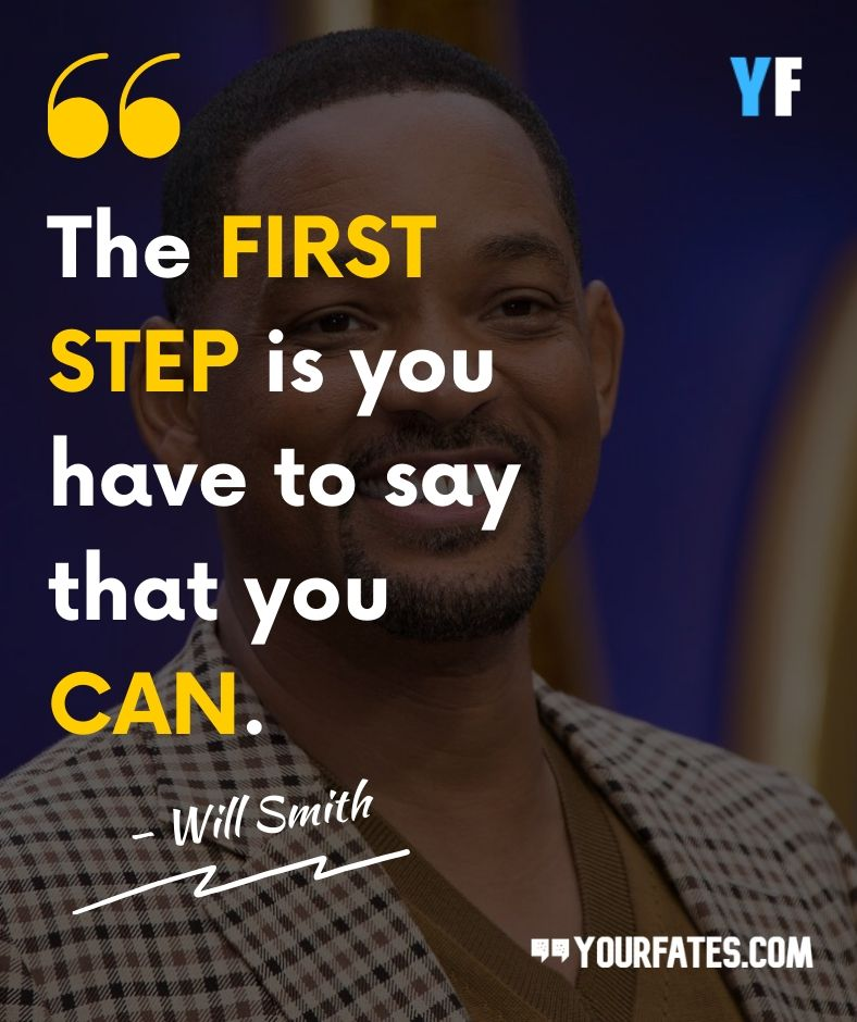 Quotes from Will Smith