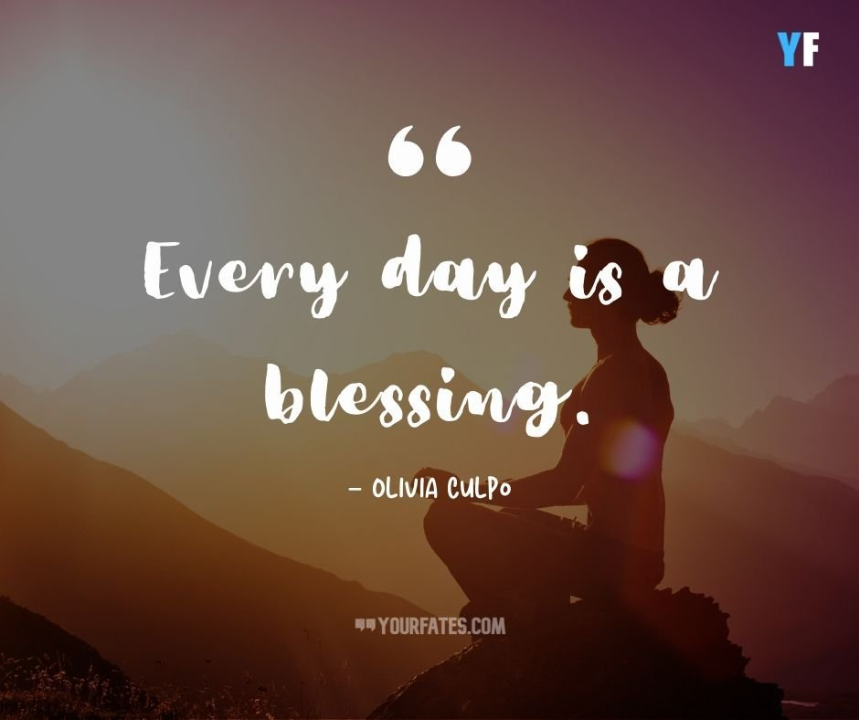 morning blessed quotes
