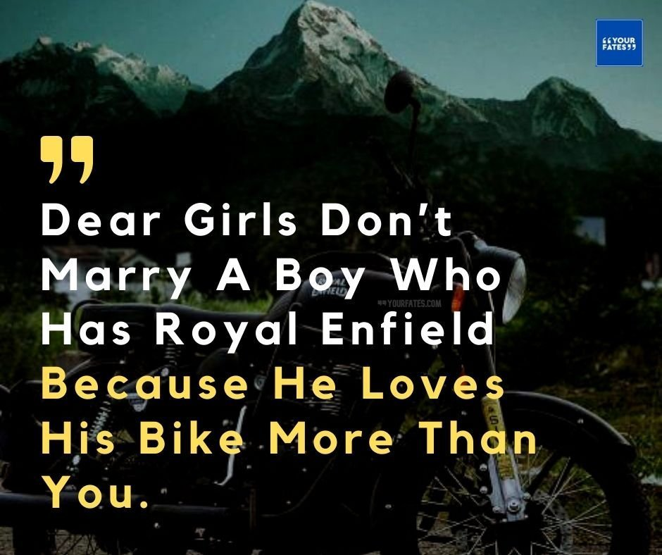 royal enfield quotes