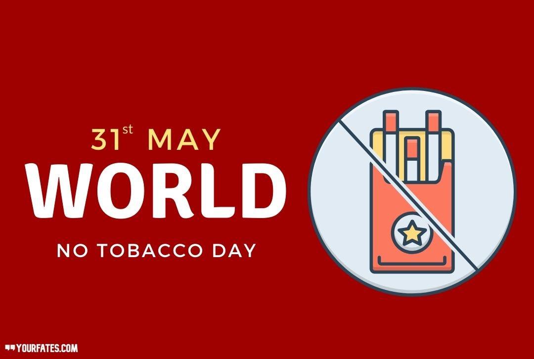 world no tobacco day wishes