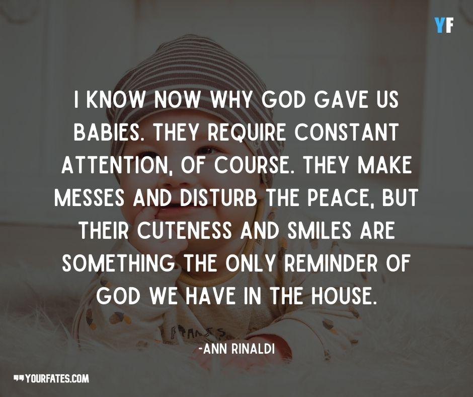 Happy Baby Quotes