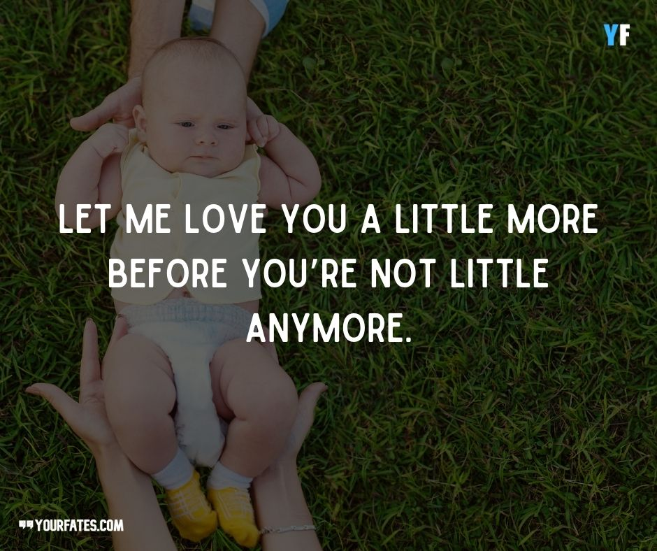 Baby Quotes