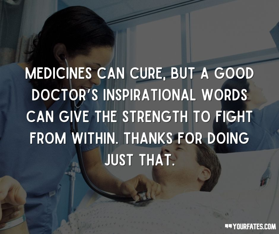 Happy Doctor Day Quotes