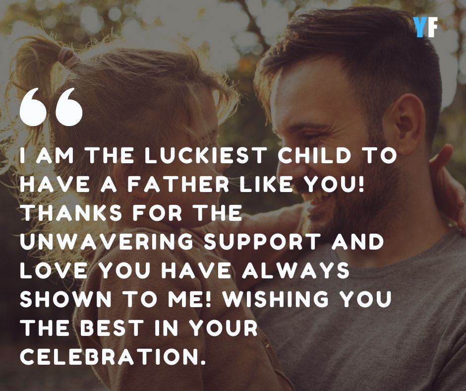 Greetings for happy father's day