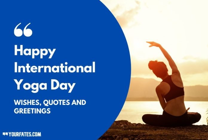 Happy International Yoga Day Wishes