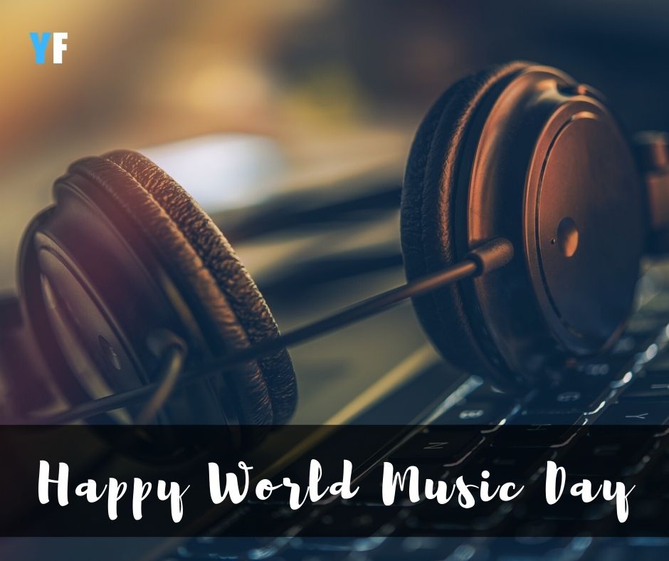 Happy World Music Day wishes quotes status