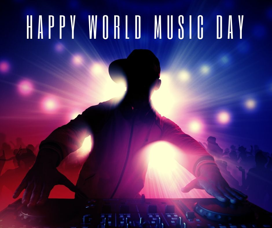 Happy World Music Day Images