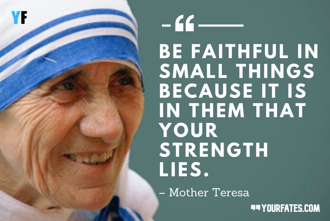 mother teresa images quotes