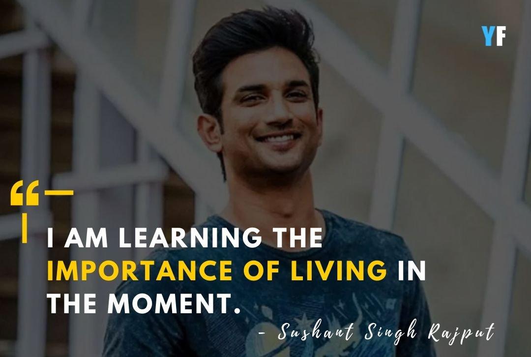 Sushant Singh Rajput Quotes (4)