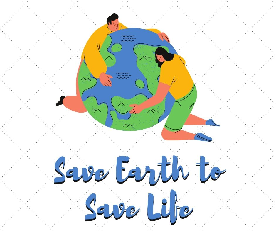 environment day slogans for kids