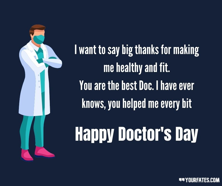 National Doctors Day Wishes