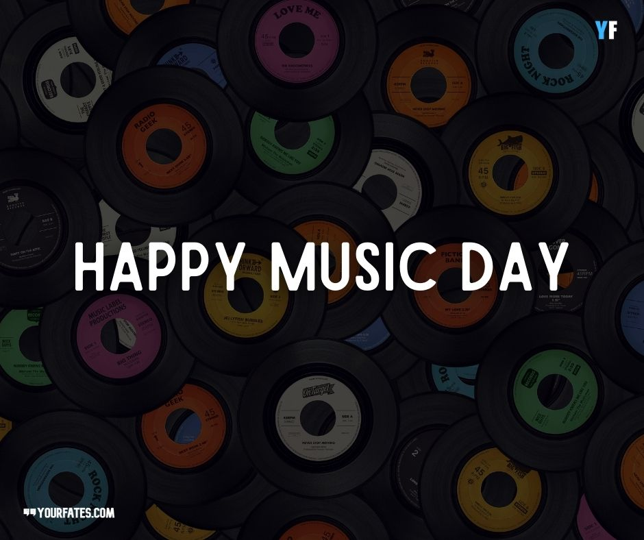 happy music day wishes