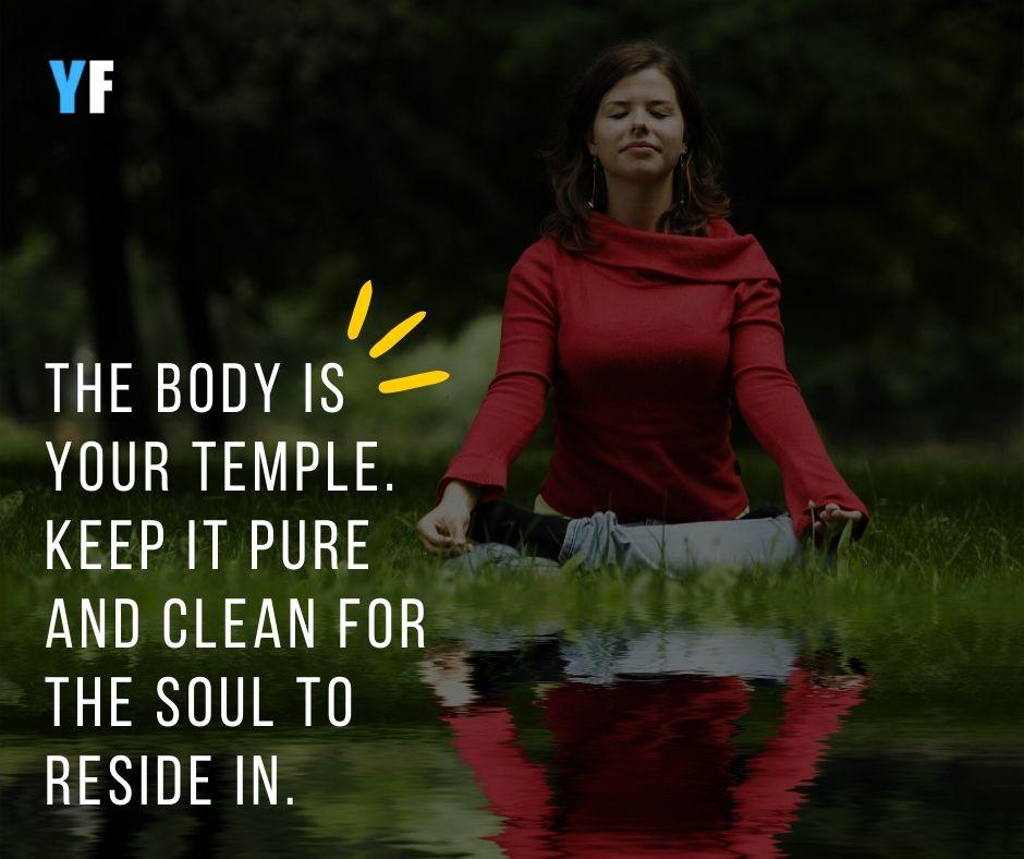 international yoga quotes