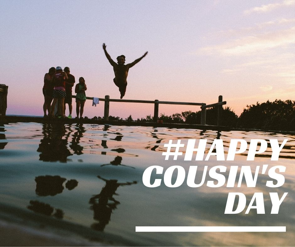 Happy Cousins Day Images