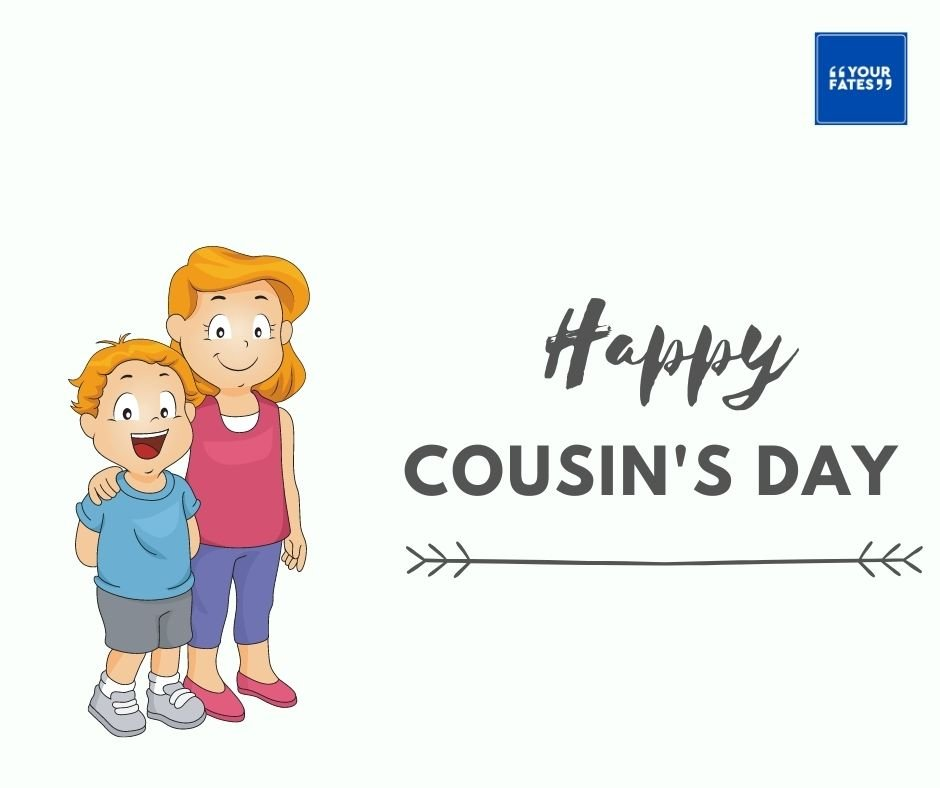 Happy Cousin's Day Images