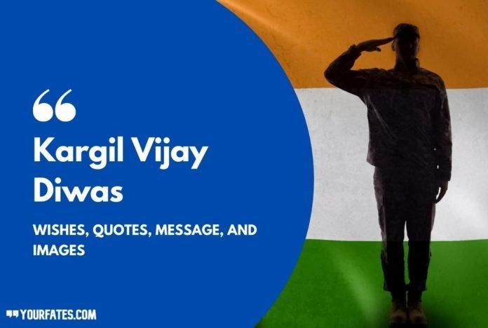 Kargil Vijay Diwas Wishes 2020