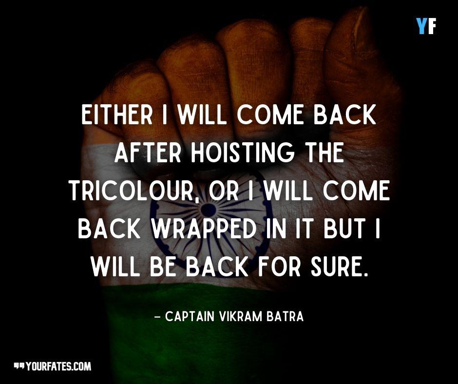 Kargil Vijay Diwas quotes