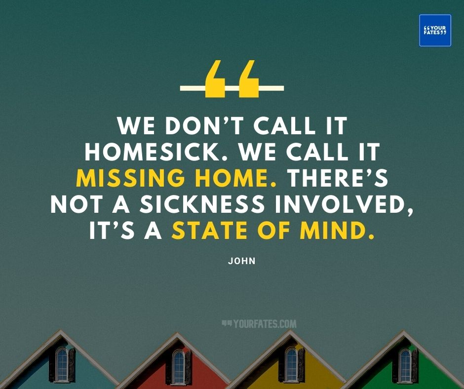 Home missing Quotes