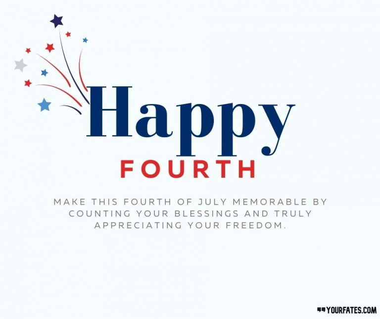 Happy Fourth July Wishes
