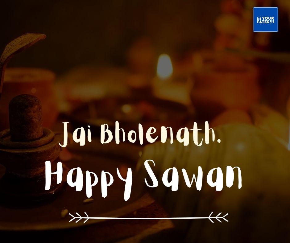 bolenath sawan wishes images