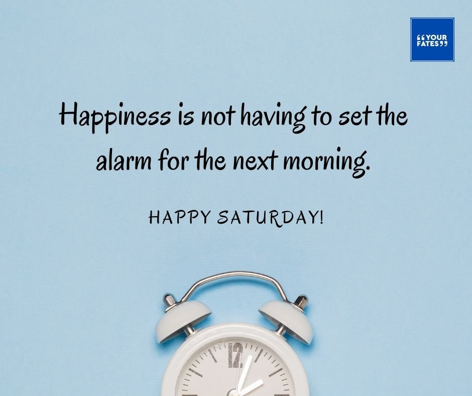 saturday morning quotes