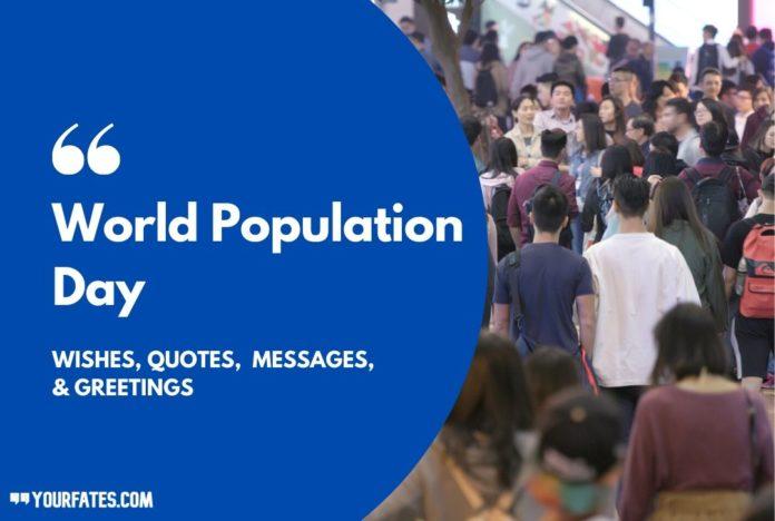 world population day wishes