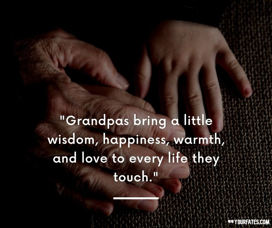 best Grandfather wise