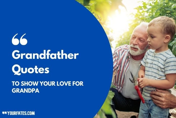 Best Grandfather Quotes