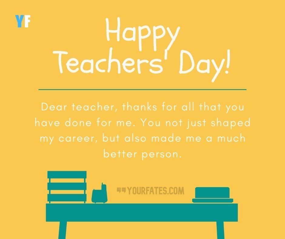Happy Teachers Day Wishes 2020