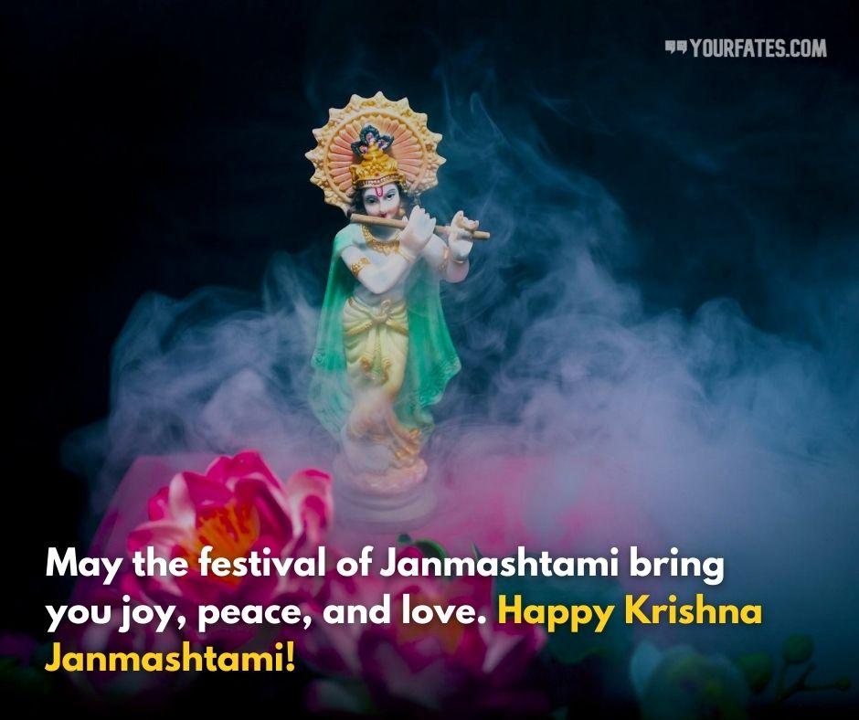 Janmashtami Greetings