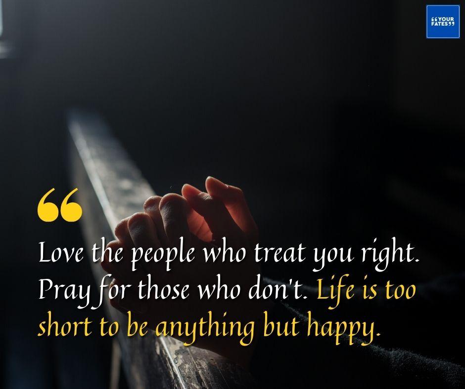 Pray Quotes