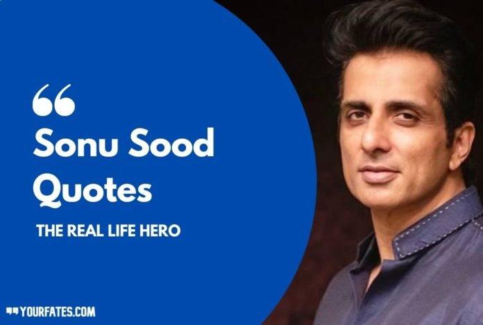 Sonu Sood Quotes