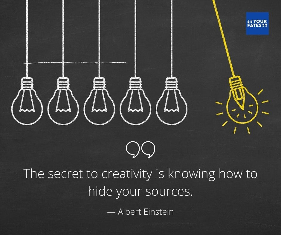 creativity Quotes from Albert Einstein