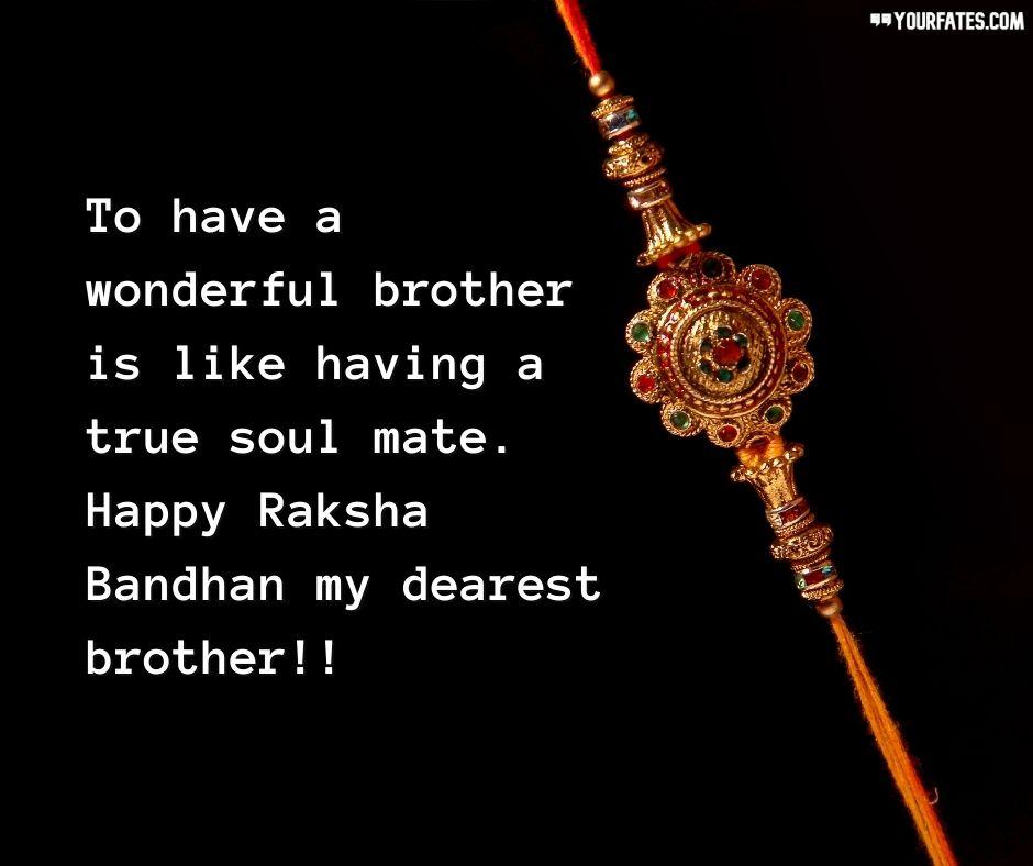 rakshabandhan messages
