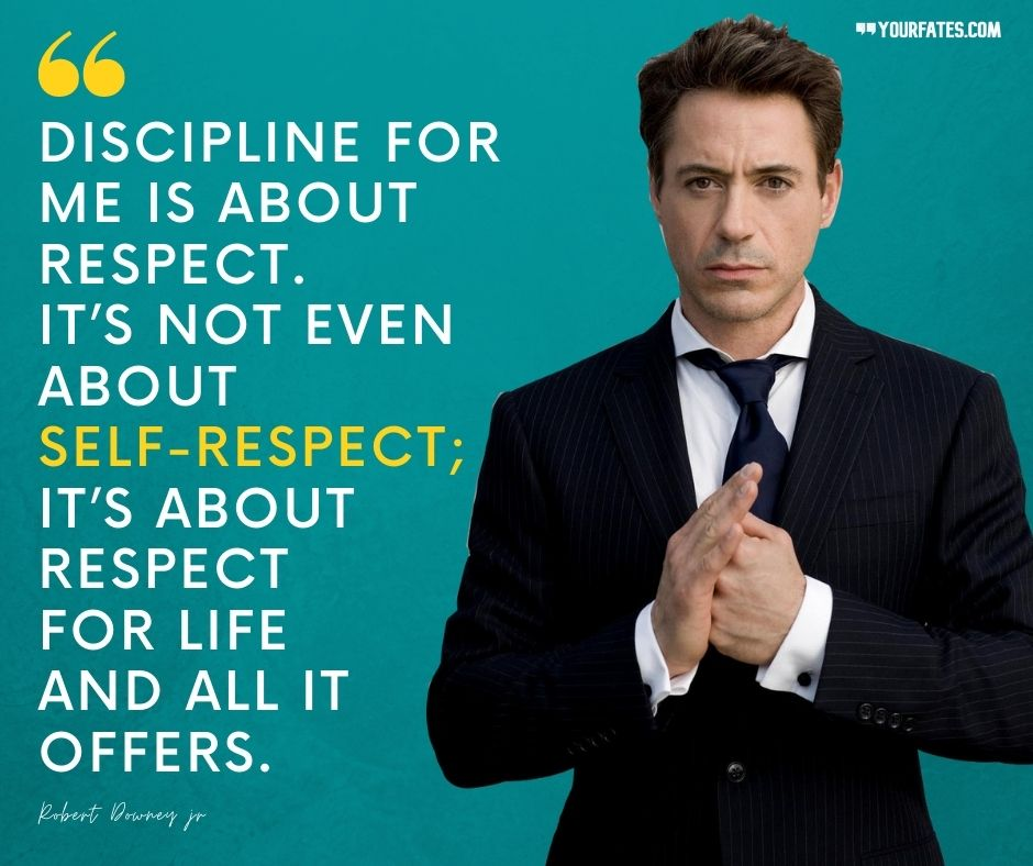 best robert downey jr. quotes on success