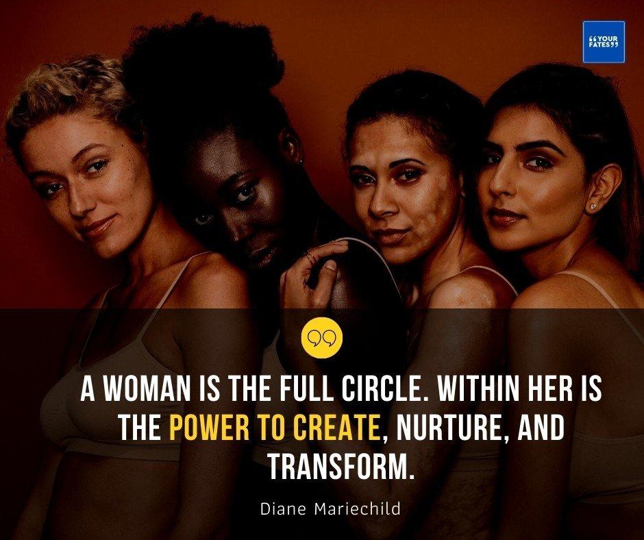 Female empowerment quotes