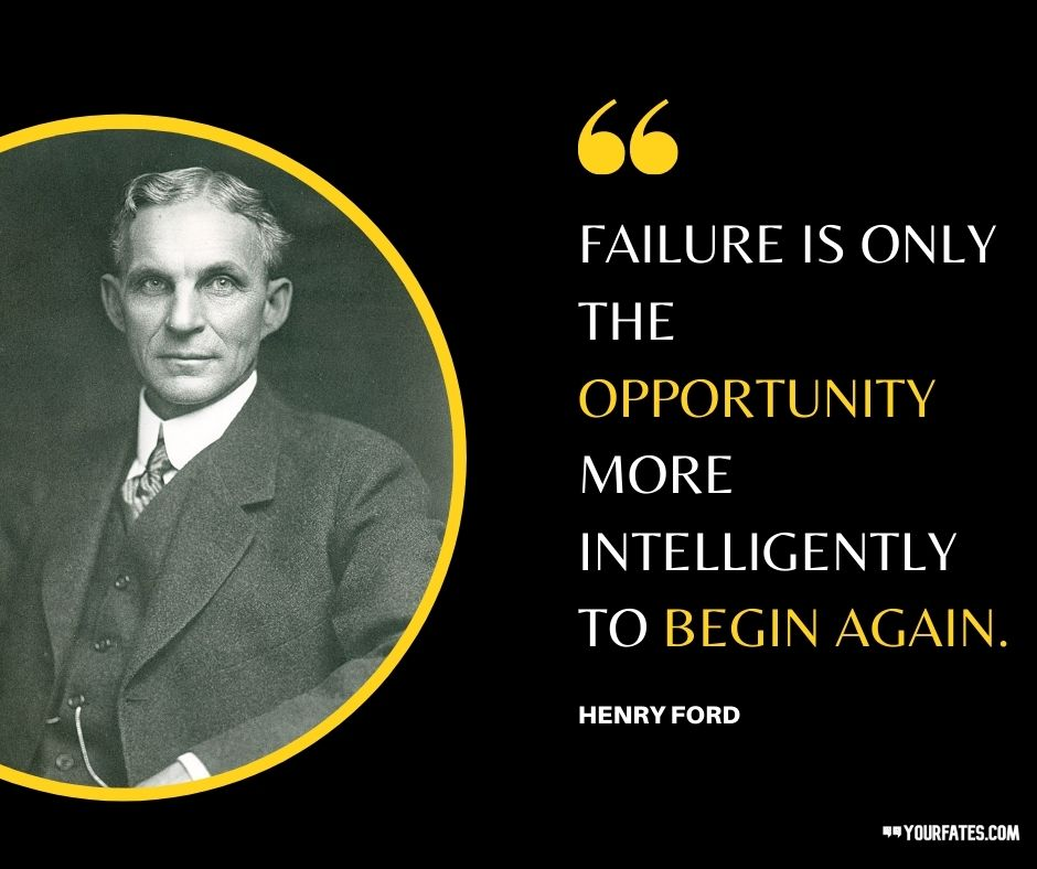 henry ford famous quotes
