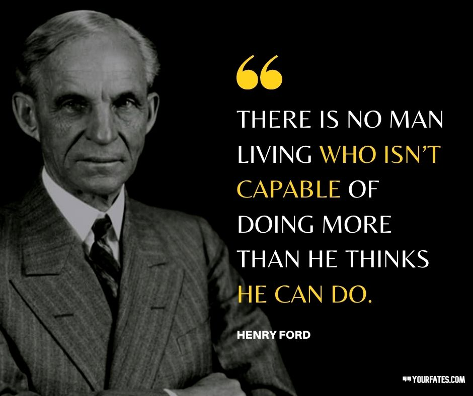 henry ford teamwork quotes