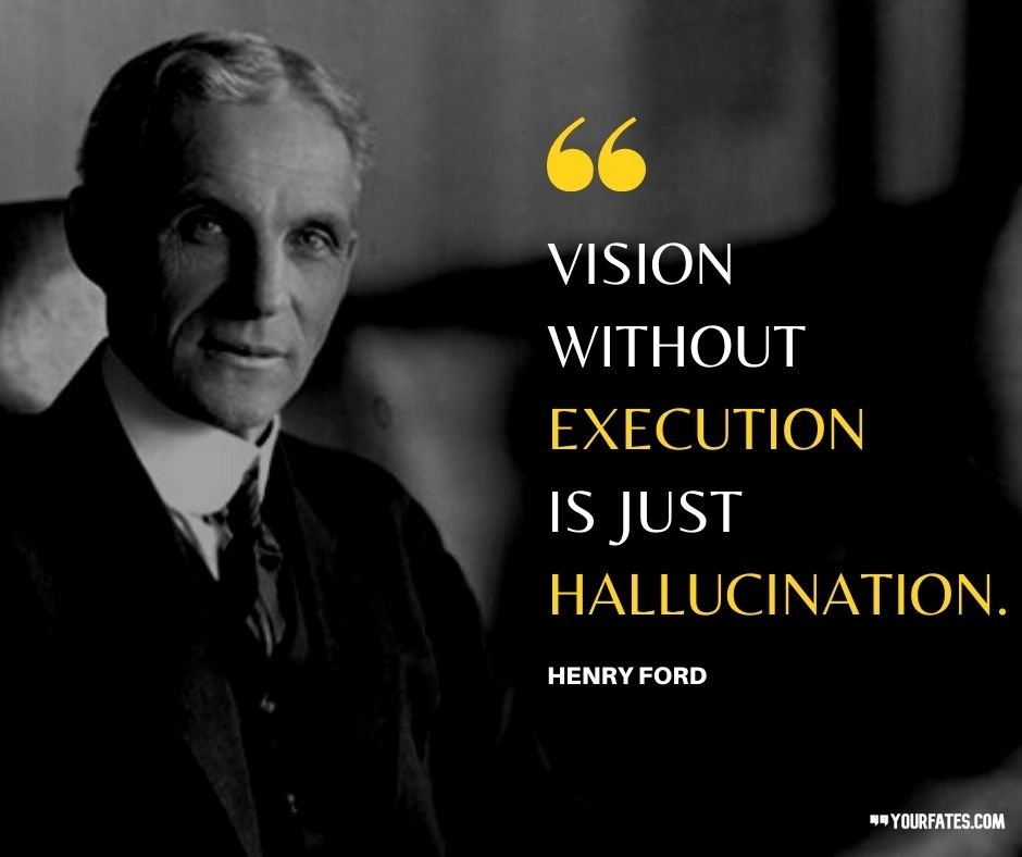 henry ford quotes on business