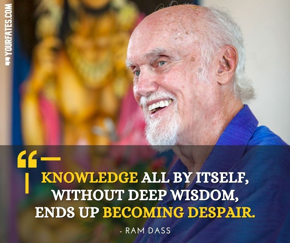 Ram Dass quotes about success