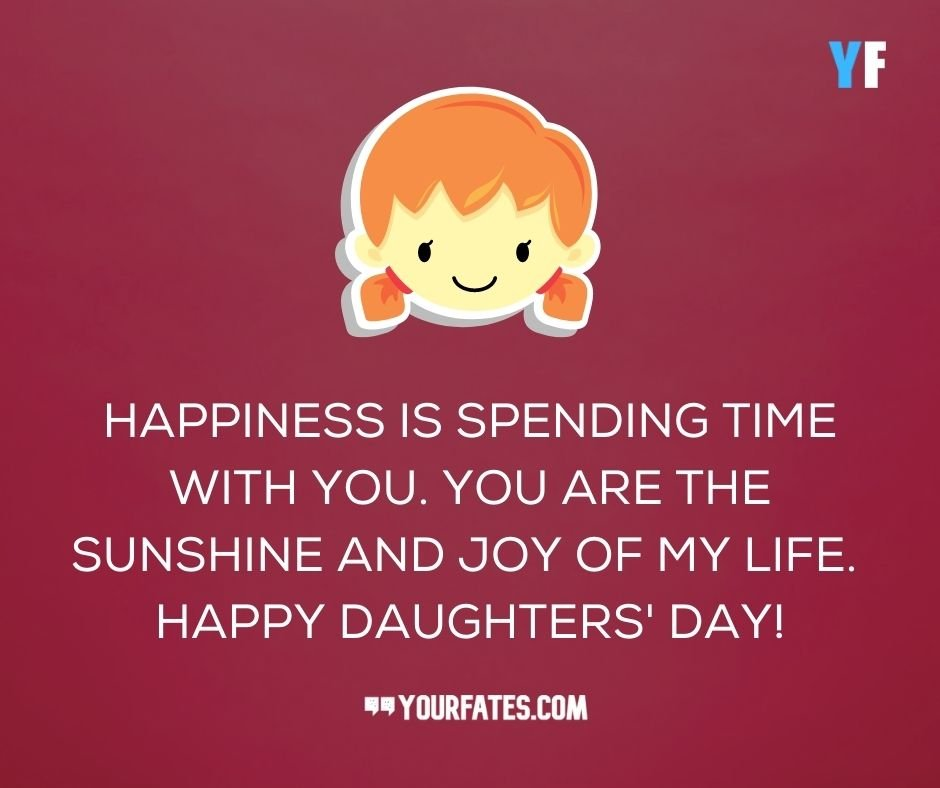 Daughters Day Wishes