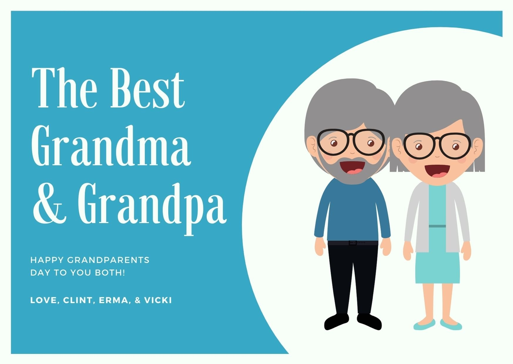 Grandparents Day Messages 2020