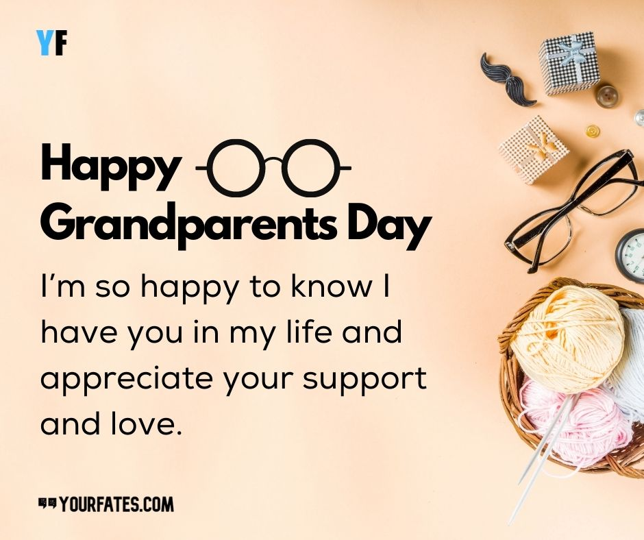 Happy Grandparents Day Wishes 2020