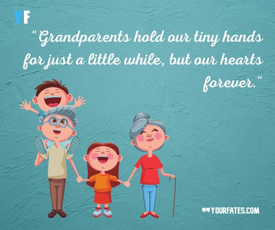 quotes for Grandparents Day