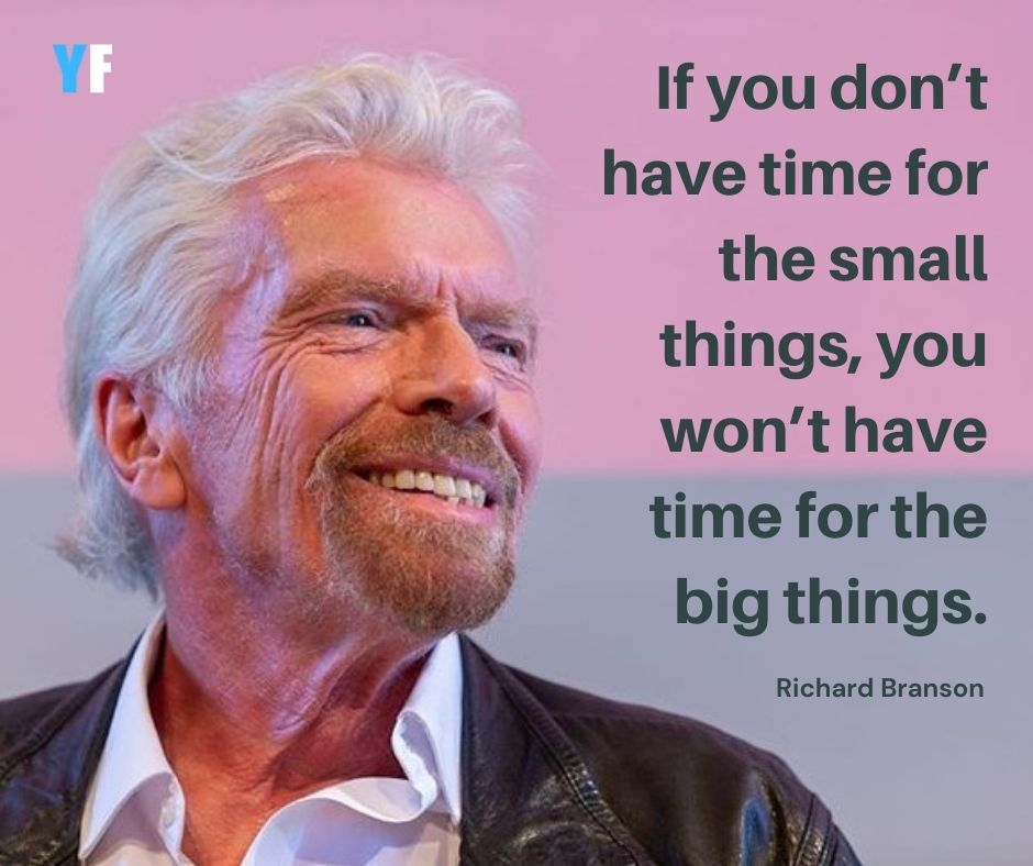 Richard Branson Motivational Quotes