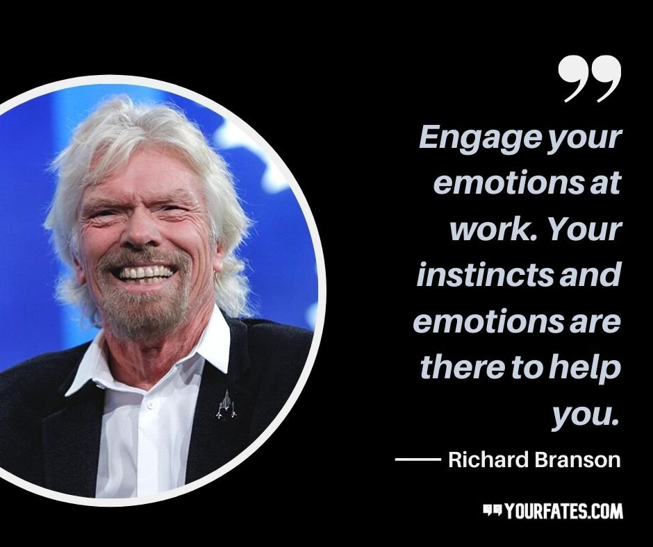 Quotes By Richard Branson