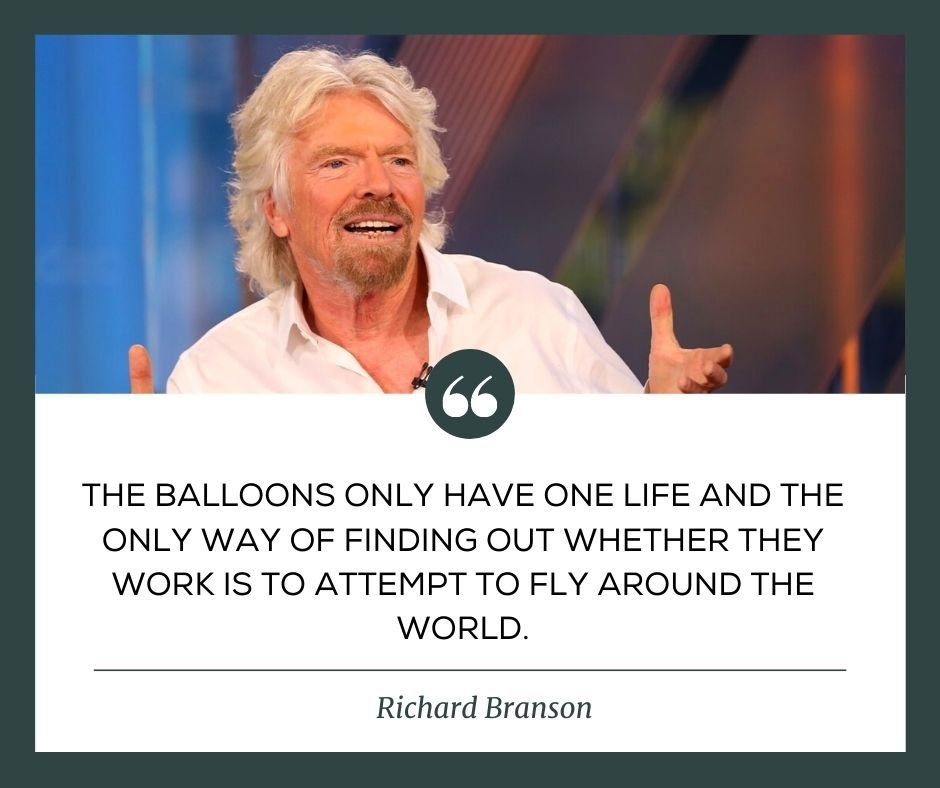 Motivational Quotes by Richard Branson