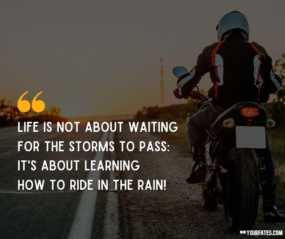 biking Quotes