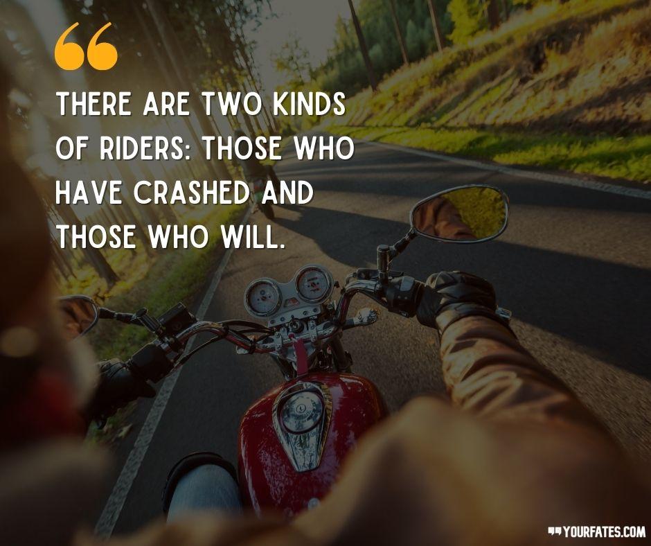Motorbike Quotes